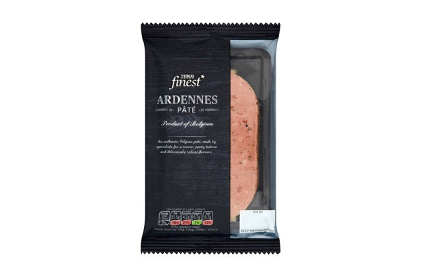 Tesco Finest Ardenne Pate