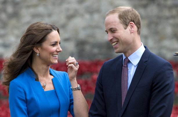 Kate and Wills reveal their due date (and whether it's twins!)