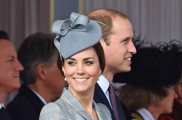 Kate Middleton bump watch