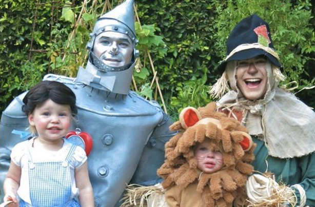 23 seriously cute Halloween costumes for the whole family
