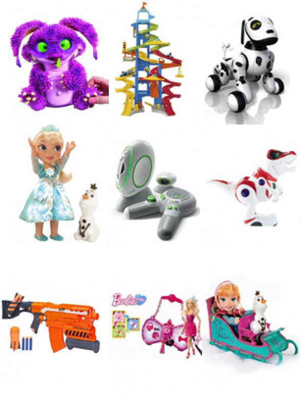 Popular Toys 2014 : Top christmas toys for goodtoknow