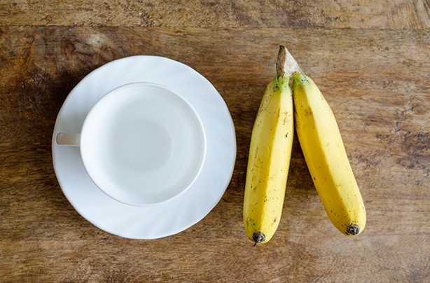 calories in fruit bananas