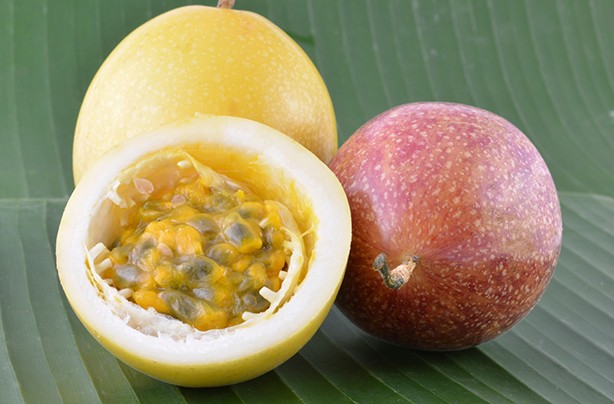 calories in fruit passion fruit