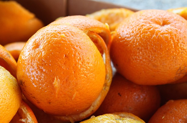 calories in fruit tangerines