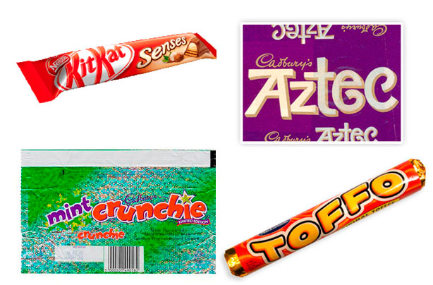 28 retro chocolate bars that need to be brought back IMMEDIATELY