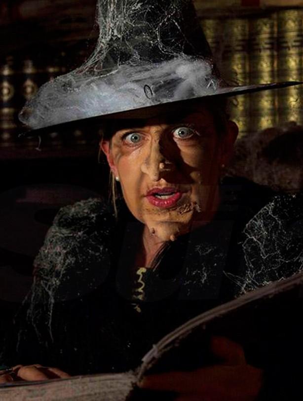 Celebrity Halloween costumes Katie Hopkins