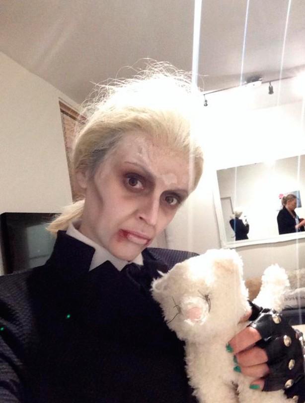 Celebrity Halloween costumes Fearne Cotton