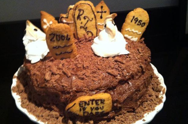 Your Halloween food pictures 2014