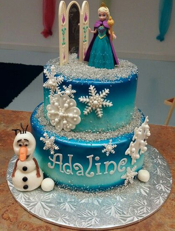 Millas Amazing Creative Blog Want Some Ideas For Frozen Cakes