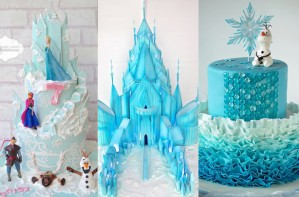 Frozen birthday cake ideas