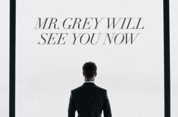 Mr Grey Will See You Now Fifty Shades poster