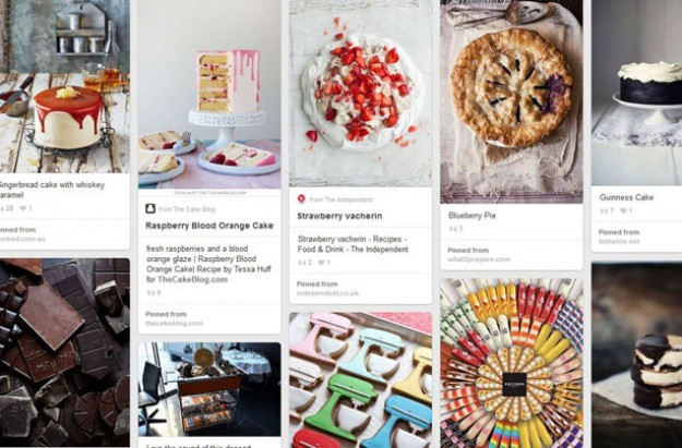 Our favourite foodies to follow on Pinterest