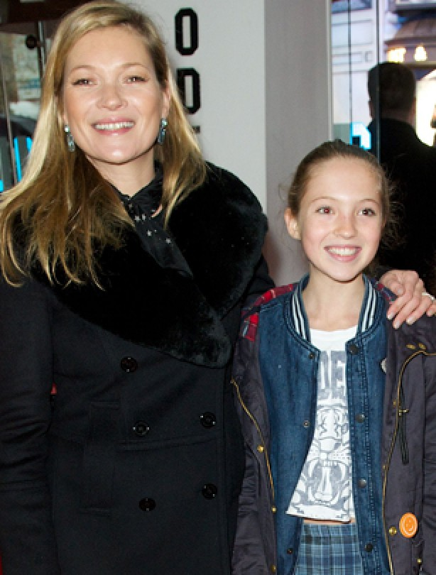 Kate moss daughter Lila