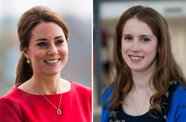 What Kate Middleton did for this woman today is truly heart-warming