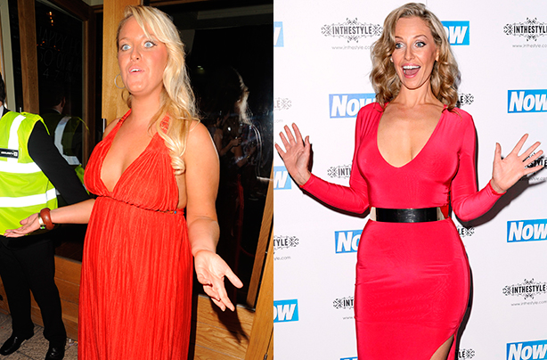 Josie shows off famous weight loss as she reveals more relaxed diet approach