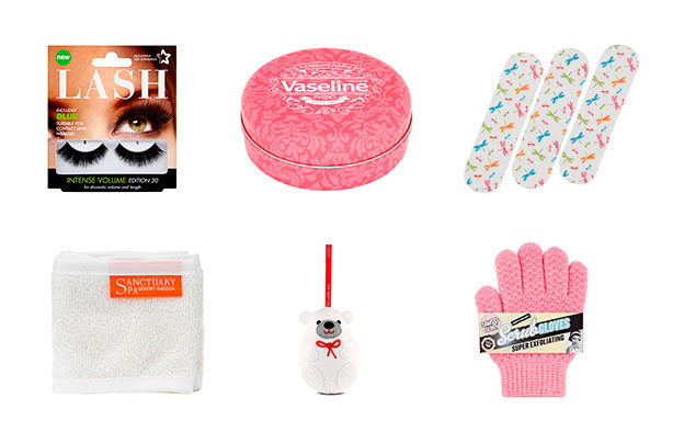 Best beauty stocking fillers under £5