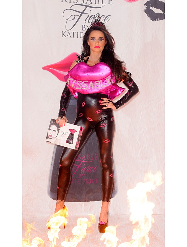 Katie Price December 2014