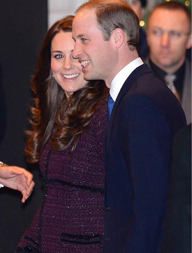Kate Middleton pregnant New York