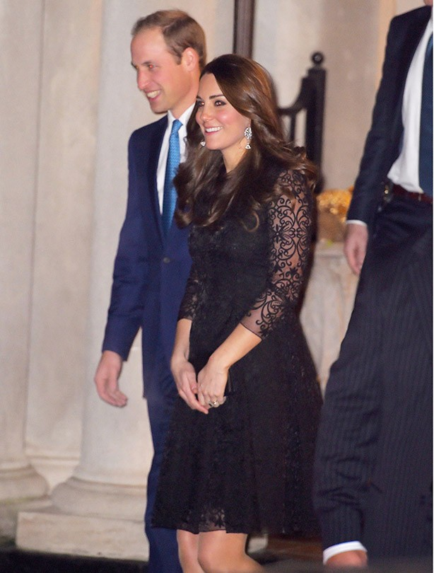 Kate Middleton pregnant New York