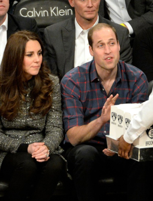 Kate Middleton bump watch
