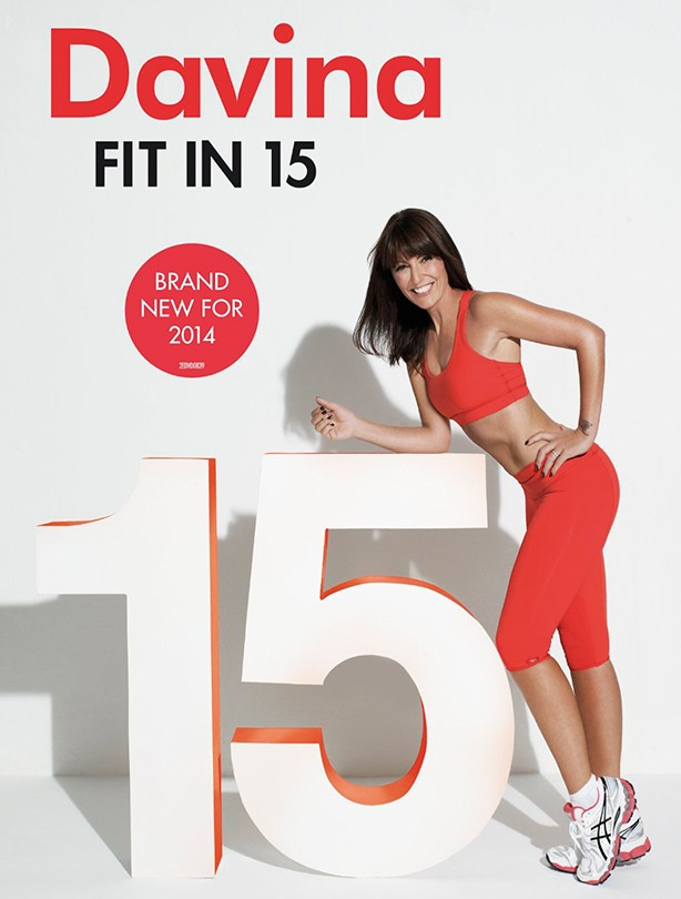 Fitness DVD Davina Fit 15
