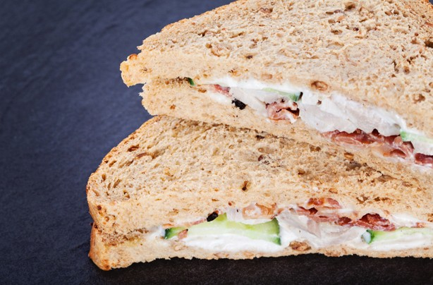 The most popular sandwiches in the country