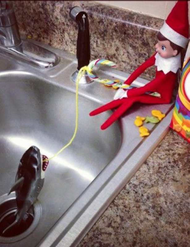 1000 Images About Elf On Shelf On Pinterest Elf On The
