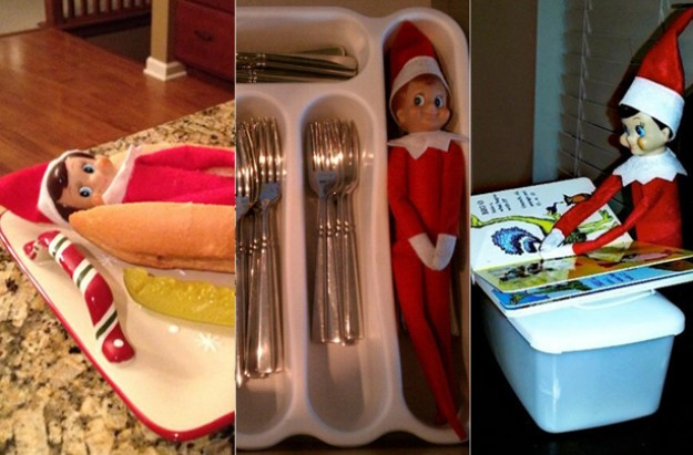 26 ingenious Elf on The Shelf ideas
