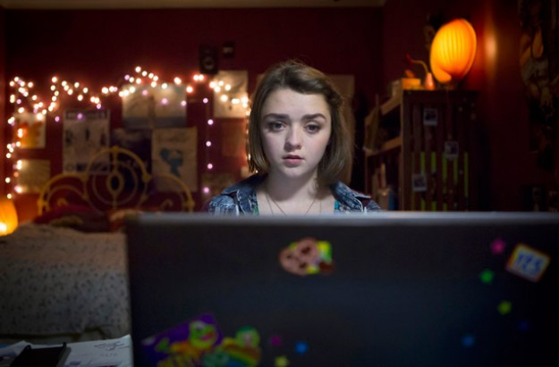 Maisie Williams Cyberbully