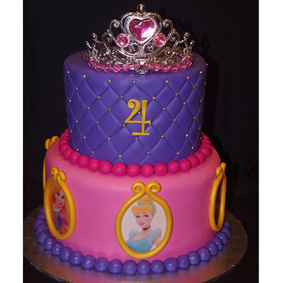 Amazing Disney Princess cake ideas your kids will go crazy for