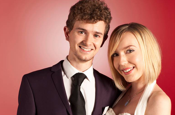 The first Undateables wedding has happened!