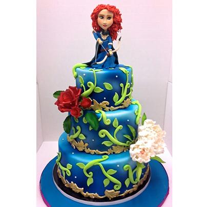 Amazing Disney Princess Cake Ideas Your Kids Will Go Crazy For - Disney birthday cake ideas