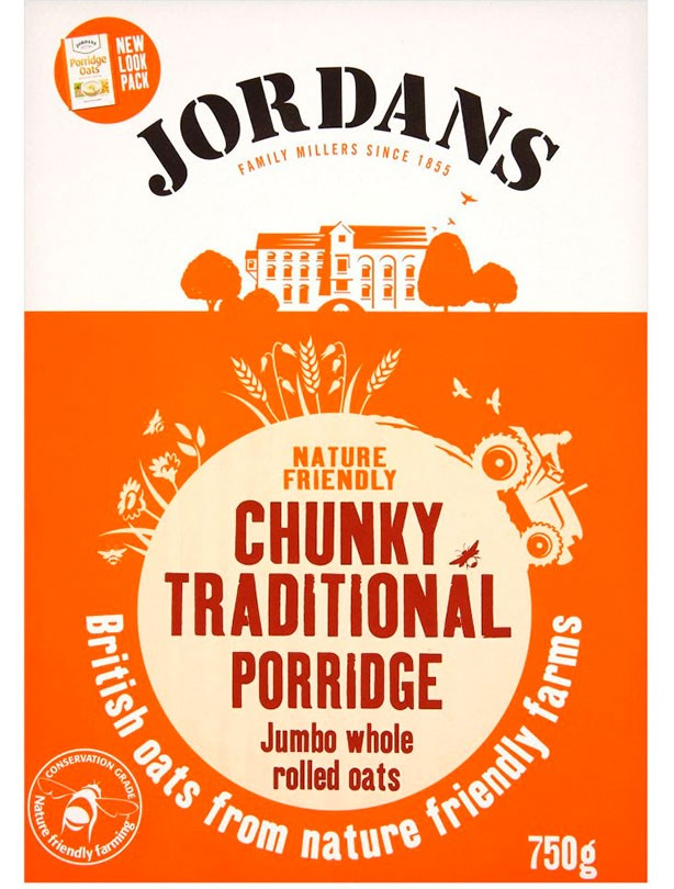 Jordans Porridge Oats Traditional