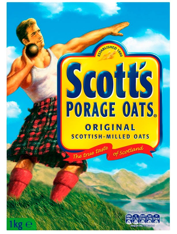 Scott's Porage Oats Original