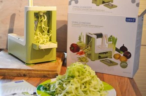 Vegetable spiralizer review