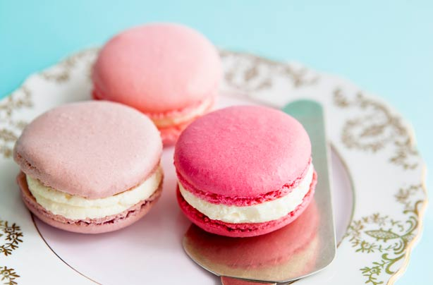 How to make perfect macaroons