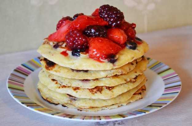 5-a-day pancakes