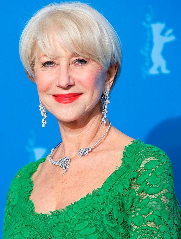 Helen Mirren's anti-ageing secrets