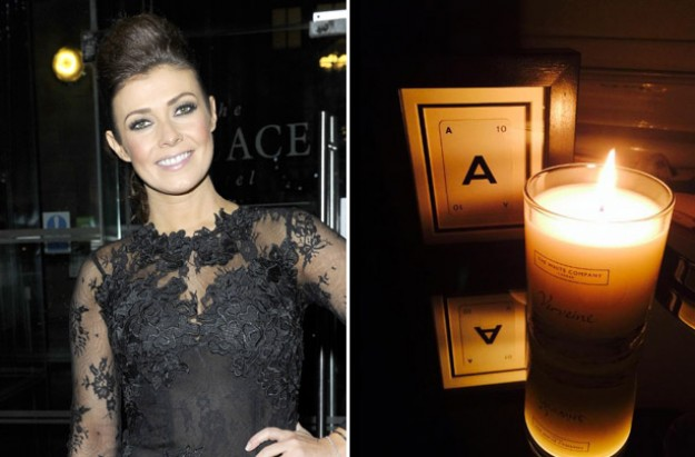 Kym Marsh stillbirth