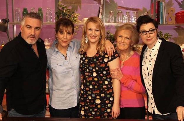 Anneliese Giggins Mel & Sue show