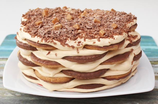 Icebox cake - goodtoknow