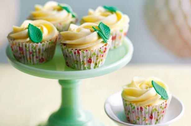 Yogurt cupcakes