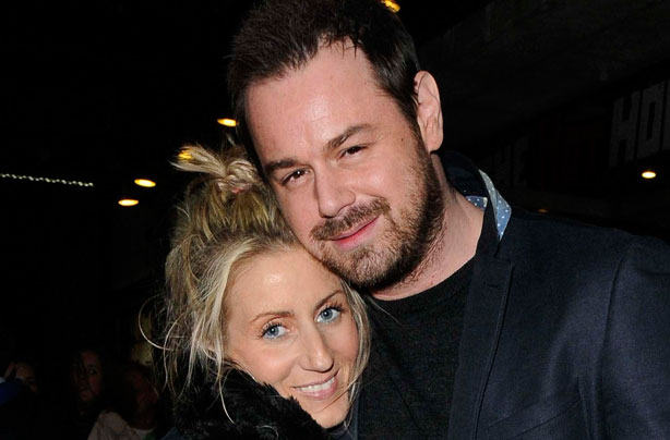 Danny Dyer is engaged! But you won't believe how the question was popped...