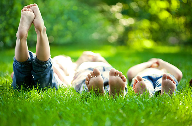 Stride into Spring! 60 simple ways to get happy this month