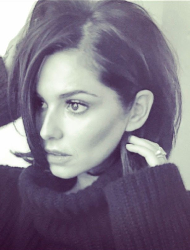 Cheryl Cole's new hair