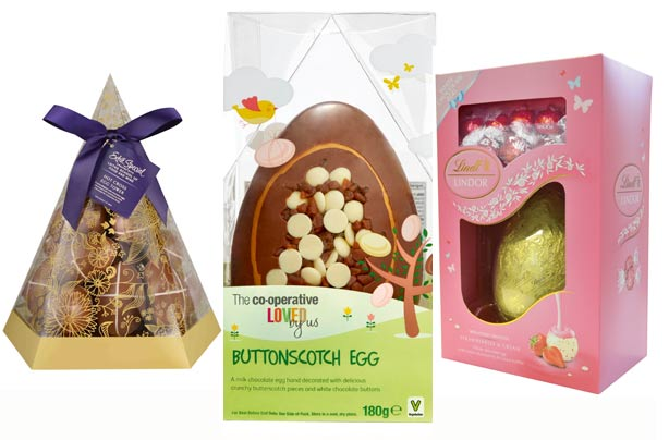 The best Easter Eggs in the shops
