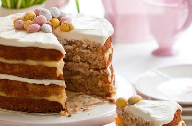 Easter passion cake