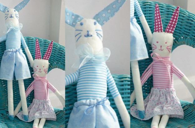 Essentials bunny teddy craft