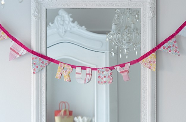 Essentials bunting craft