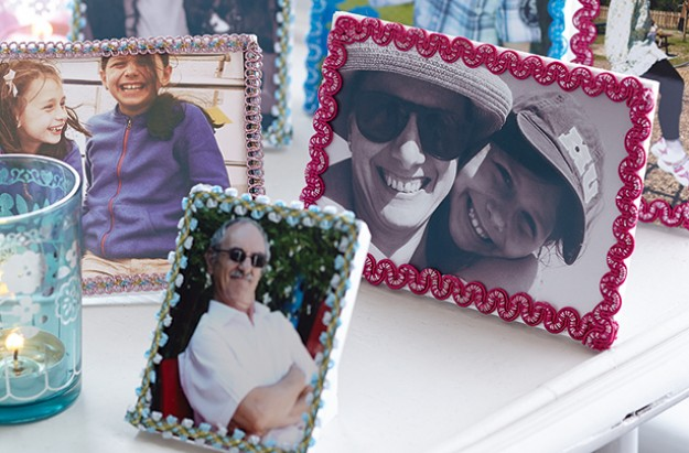 Essentials photo frame craft